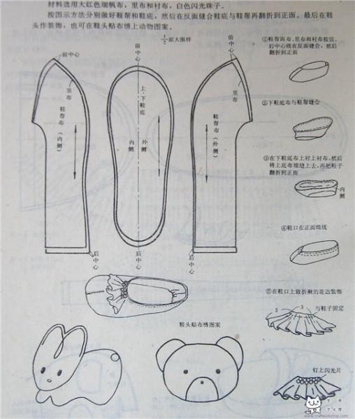 Как сделать пуанты в домашних условиях своими руками для ребенка